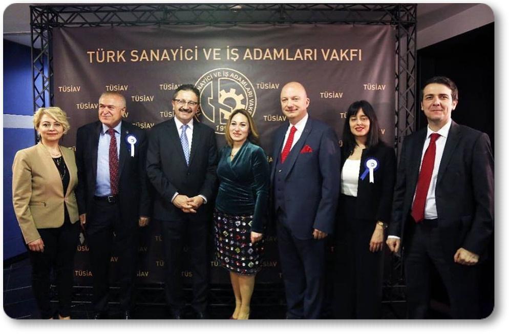 TÜSİAV'dan Yılın En Verimlilerine Ödül