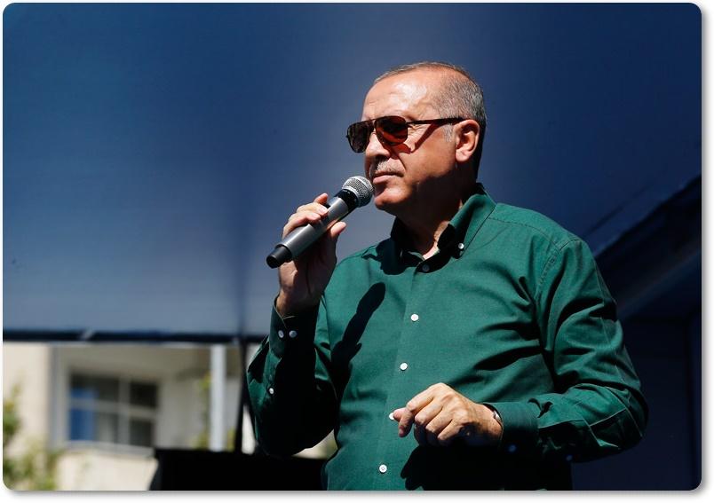Cumhurbaşkanı Erdoğan, Kahramanmaraş Mitingine katıldı