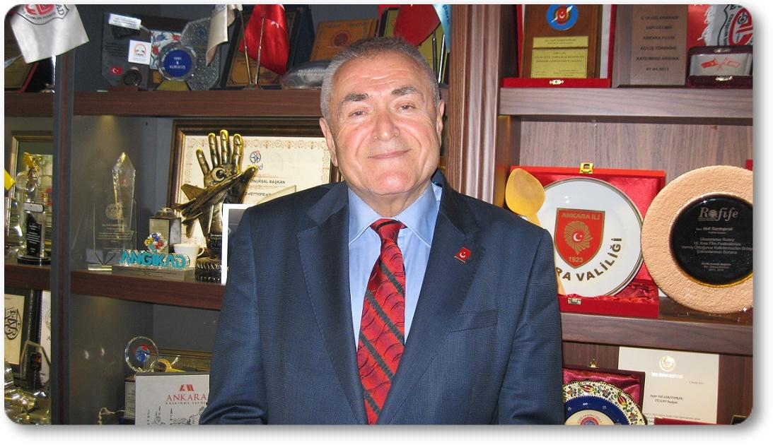 TÜSİAV Genel Başkanı Veli SARITOPRAK ; 2018-2019 Eğitim-Öğretim Yılı'nın başlaması münasebetiyle mesaj yayımladı.