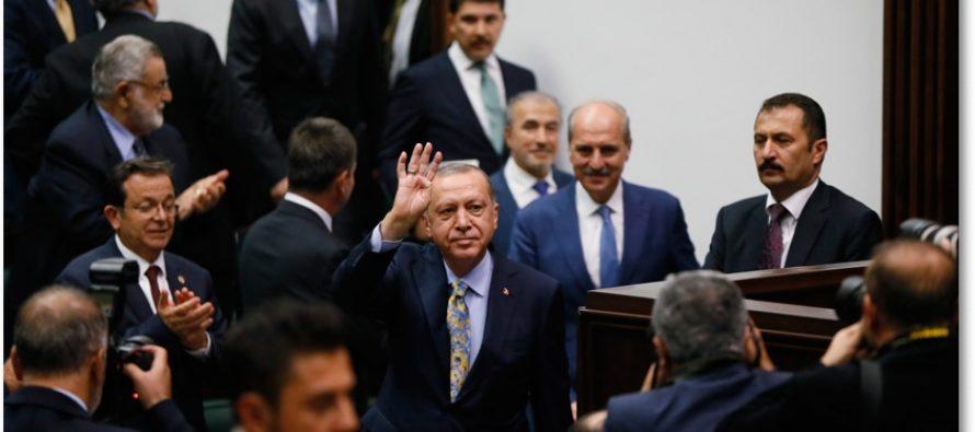 """""""Türkiye'nin icraata ihtiyacı olan bir dönemde, kimsenin kariyer hesaplarıyla vakit kaybedemeyiz"""""""