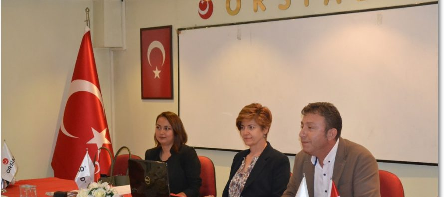OSTİM'li Sanayiciler Eximbank'la Çıkış Yolu Aradı