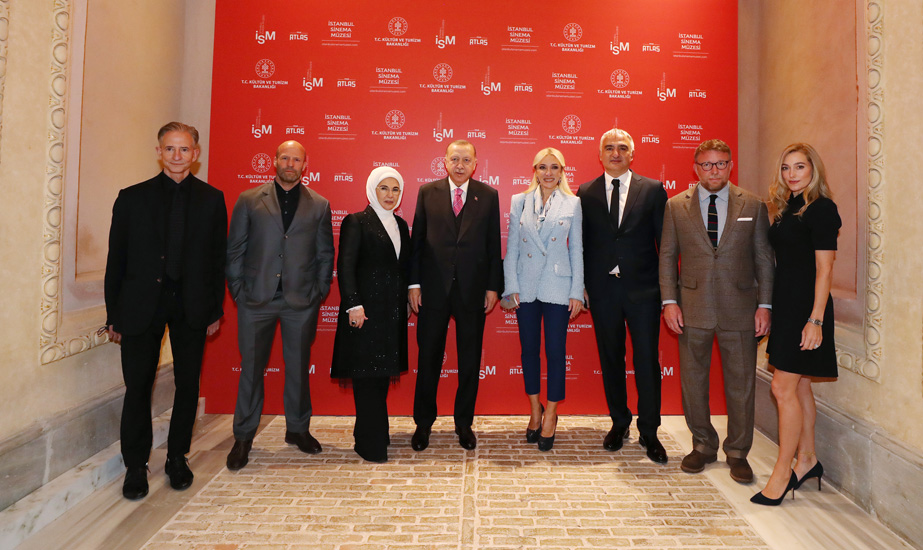 """Cumhurbaşkanı Erdoğan, """"Tarihî ve kültürel zenginliklerimizi ne kadar iyi korur ve geliştirirsek, millet olarak o kadar çok kazanırız"""""""