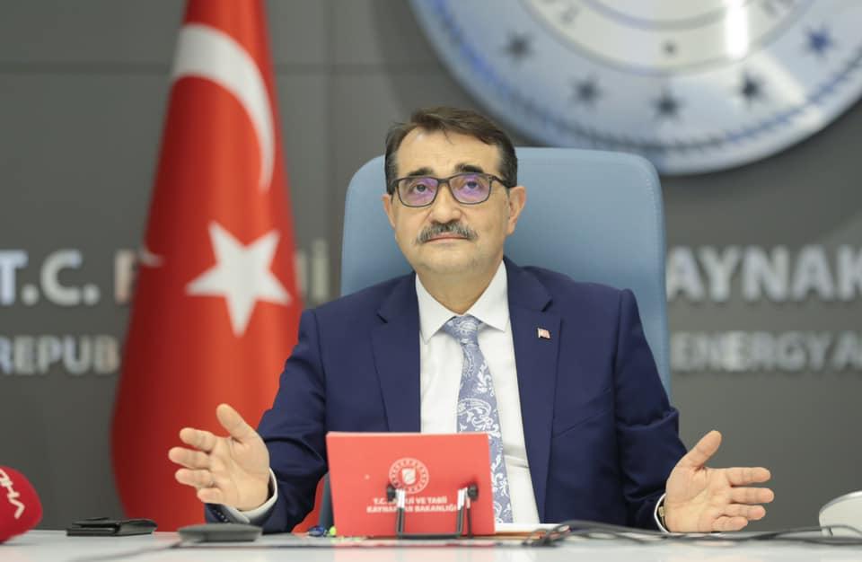 """Enerji Bakanı Fatih Dönmez,""""Geçen yıl enerji verimliliği için 635 milyon dolar yatırım yapıldı"""""""