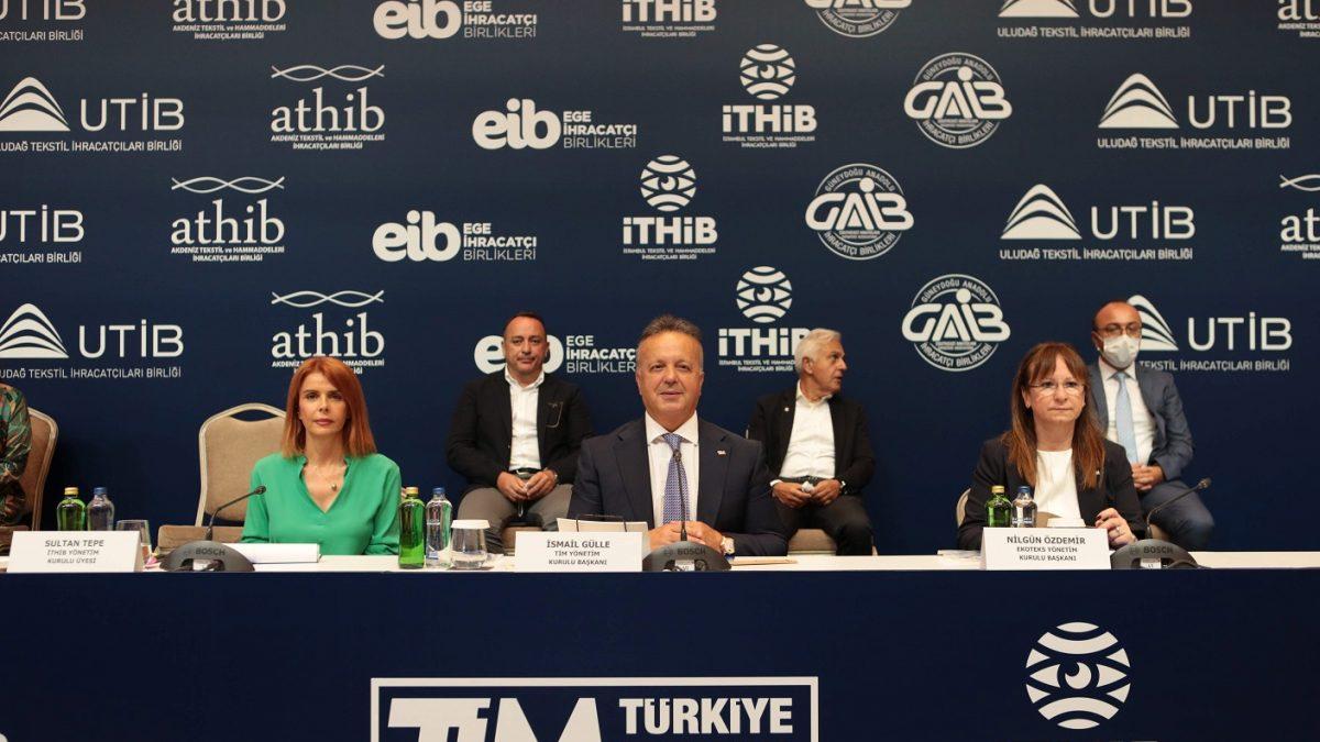 TİM Başkanı İsmail Gülle'den Sürdürülebilirlik Çağrısı